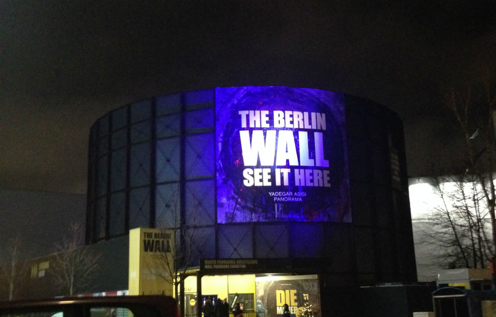 Germania - The Berlin wall