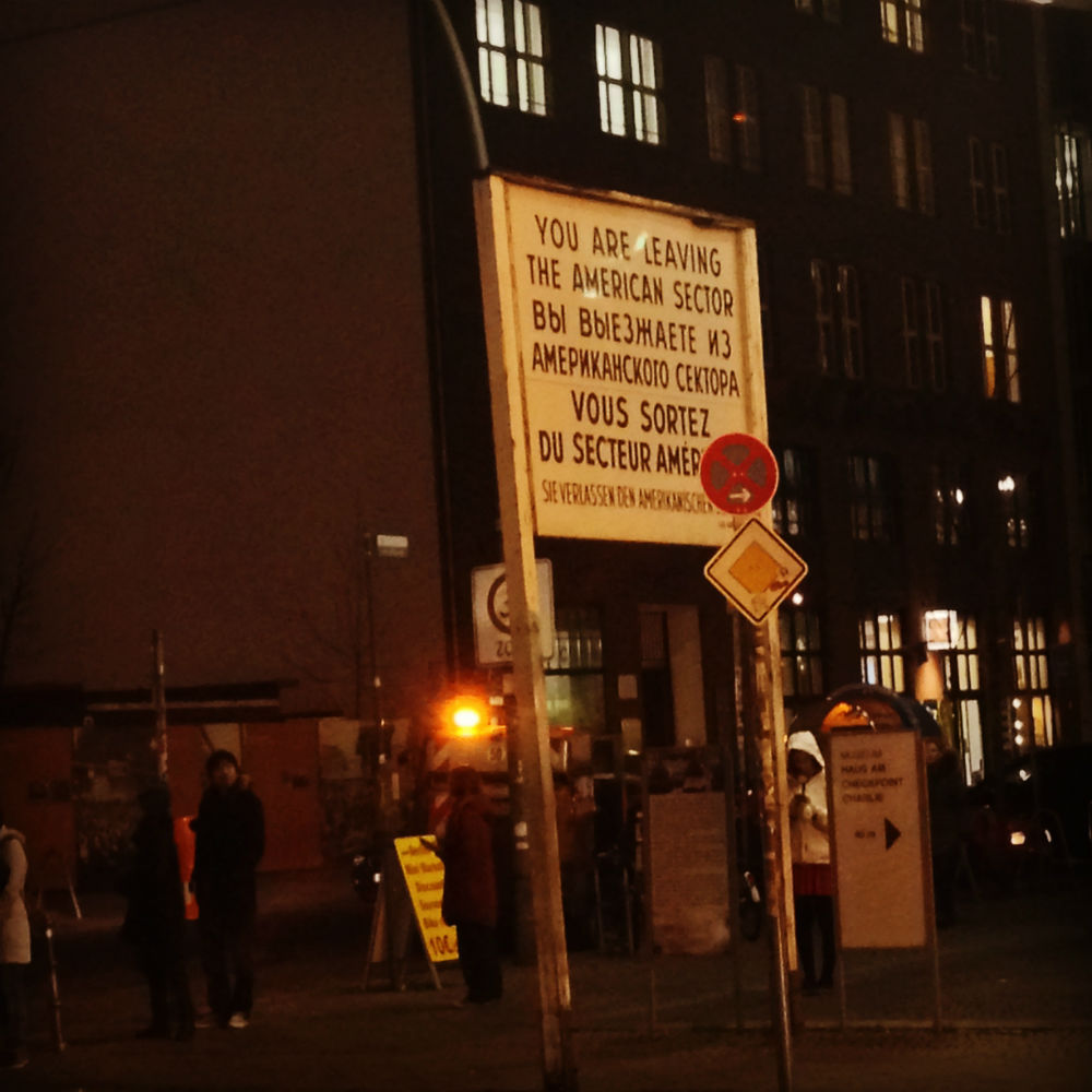 Germania Checkpoint Charlie