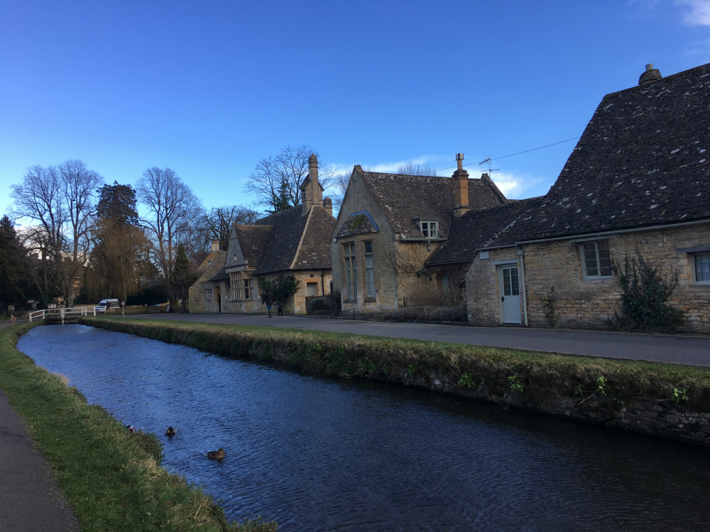 Cotswolds Lower Slaughter